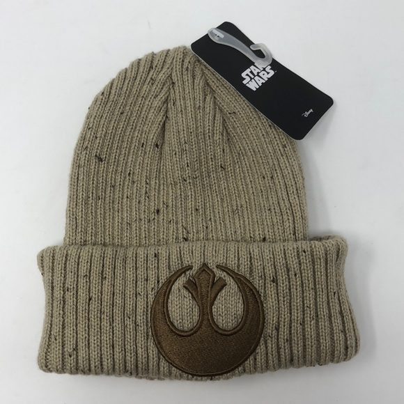 Star Wars Rogue One Rebel Alliance Knit Beanie 80537ad9062d